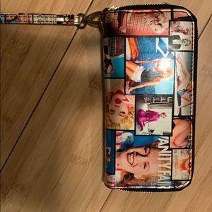 Marilyn Monroe wallet